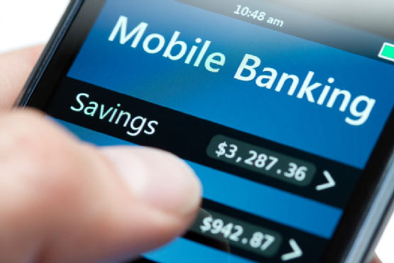Banking With Mobile